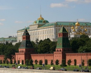moscou kremlin