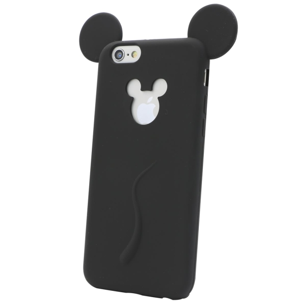 Cute-Candy-Colorful-3D-Soft-Mickey-Mouse-Ear-Silicone-Phone-Case-Cover-for-iphone-5-5S